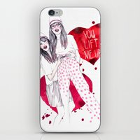 High, Valentine :-) iPhone & iPod Skin