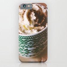 Whipped Cream Hot Chocolate iPhone 6 Slim Case