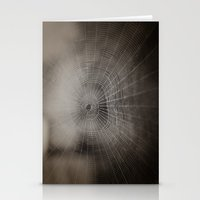 Oh What A Tangled Web We… Stationery Cards