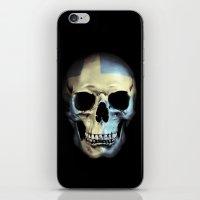 Swedish Skull iPhone & iPod Skin