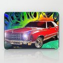 1976 Chevy Monte Carlo iPad Case
