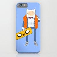 Marty McFinn & Jake The … iPhone 6 Slim Case