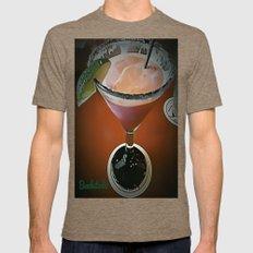 Raspberry Margarita Mens Fitted Tee Tri-Coffee SMALL