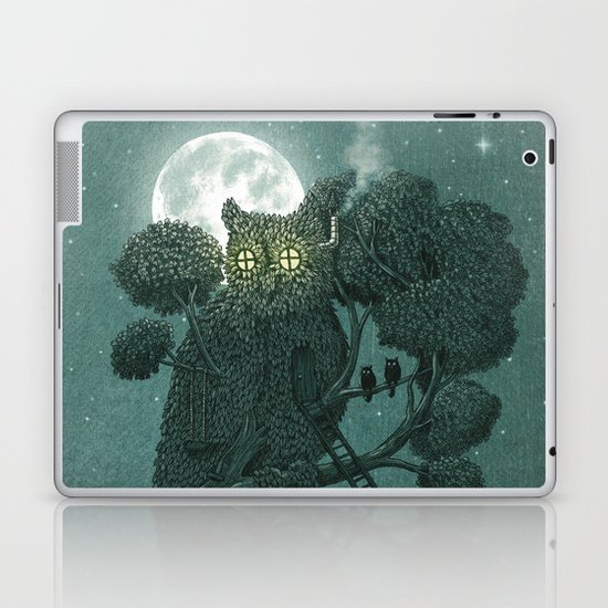 Nightwatch Laptop & iPad Skin