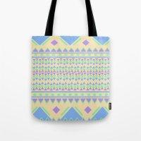 TriangleTraffic Tote Bag