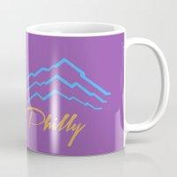 Ski West Philly Mug