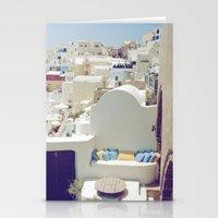 Santorini Lounge Stationery Cards
