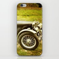 Safety Fast! iPhone & iPod Skin