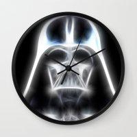 Darth Vader Electric Ghost Wall Clock