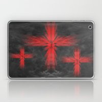 3 Crosses Laptop & iPad Skin