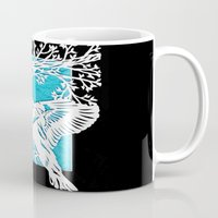 Goldfinch Mother Mug