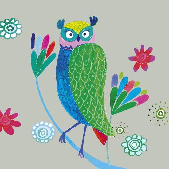 owl2 Canvas Print
