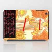 Temperance Bynes iPad Case
