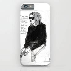 I was tired of pretending that I was someone else just to get along with people iPhone 6 Slim Case