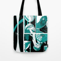 Fate (aquamarine V.01) Tote Bag