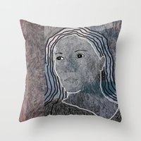 139.b Throw Pillow