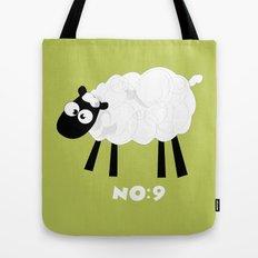 Sheep Number 9.... Tote Bag