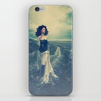 The Grass Can Be Greener On The Other Side iPhone & iPod Skin
