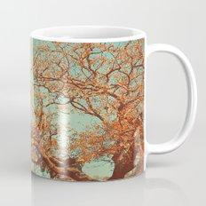 Orange. Mug