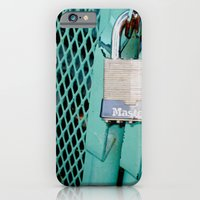 Behind Locked Gates iPhone 6 Slim Case