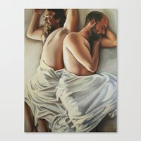Origin Of Love #1 Canvas Print