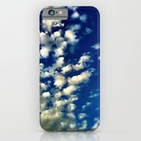 A bunch of clouds in the sky. iPhone 6 Slim Case