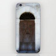 Old Door II iPhone & iPod Skin