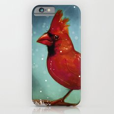 Cardinal snow Slim Case iPhone 6s