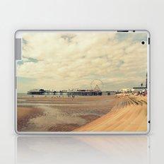 Blackpool Beach Laptop & iPad Skin