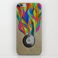 Colour Sketch  iPhone & iPod Skin