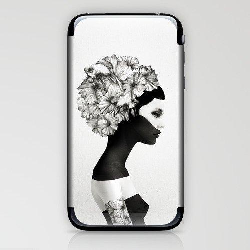 Marianna iPhone & iPod Skin