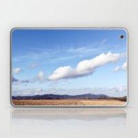 with a sky blue sky... Laptop & iPad Skin