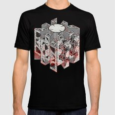 Hellraiser Puzzlebox D Mens Fitted Tee Black SMALL