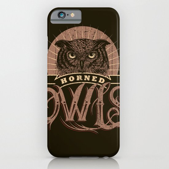 Team Owl iPhone & iPod Case