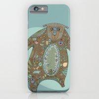 Big Brown Bear iPhone 6 Slim Case