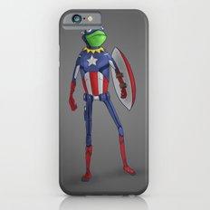 Captain Kermit iPhone 6 Slim Case
