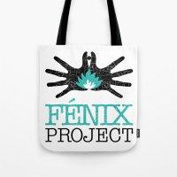 Fénix project Tote Bag
