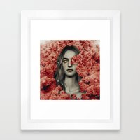 Unstoppable Framed Art Print