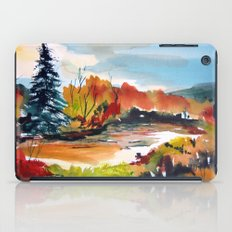 Autumn Color iPad Case