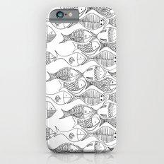 go fishing now! iPhone 6s Slim Case