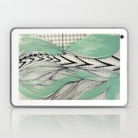 Vintage pattern Laptop & iPad Skin