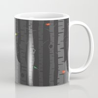 Fall Trees Mug