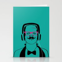 Hipsterstein Stationery Cards
