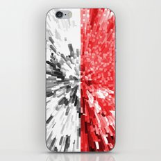 Indonesia Flag - Extrude iPhone & iPod Skin