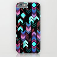 iPhone & iPod Case featuring Montauk Native by Schatzi Brown