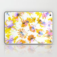 Flowering #3 Laptop & iPad Skin