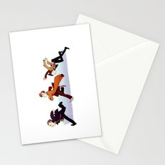 Awful Lot of Running Stationery Cards