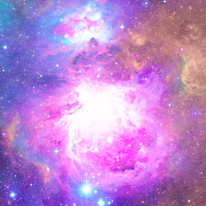 pink and purple nebula - photo #15