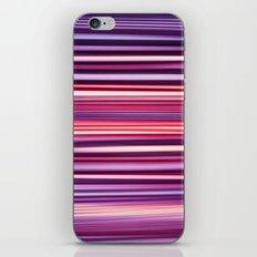 Striped iPhone & iPod Skin