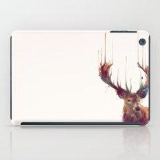 Red Deer // Stag iPad Case